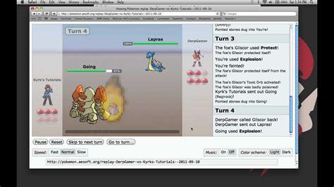 tutorial pokemon online pokemon online replay viewer tutorial youtube