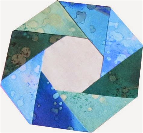 Octagon Template For Quilting by Geta S Quilting Studio