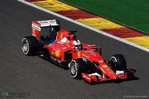 Ferrari Spa by Sebastian Vettel Ferrari Spa Francorchs 2015 183 F1