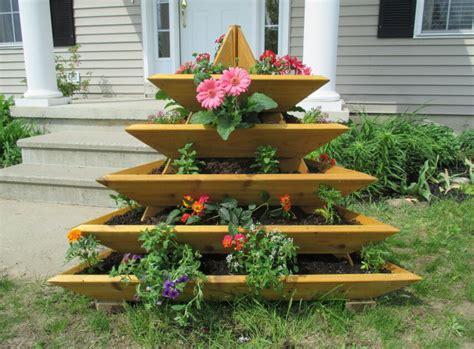 raised flower garden ideas 41 backyard raised bed garden ideas