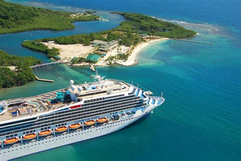 roatan bay islands honduras cruise central america upgrades cruise ship airport facilities