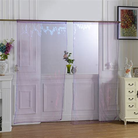 door divider curtain assorted sheer door window divider curtain drape panel or