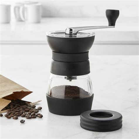 Hario Ceramic Coffee Mill Skerton hario skerton ceramic coffee mill williams sonoma