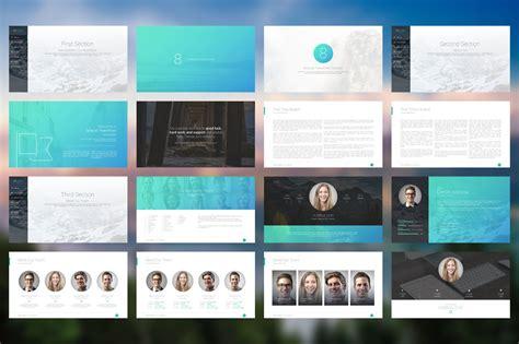 portfolio presentation template what s bundle vol 2 presentation templates on behance