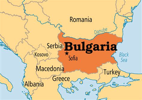 bulgaria on world map a f w i s gary miller ministries afwis joins operation