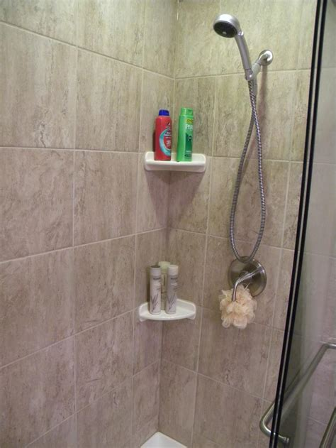 Shoo Rack For Shower Homesfeed Bathroom Shower Racks