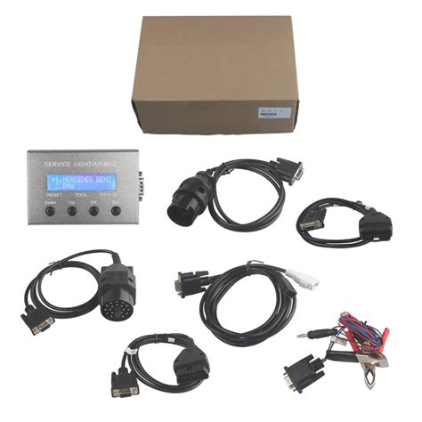 Airbag Light Reset by Universal 10 In 1 Service Light Airbag Reset Tool Us 54 99 Obd Tool Net