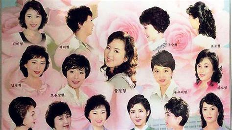 styles of haircuts allowed in north korea north korean scissor squad patrol to give all north
