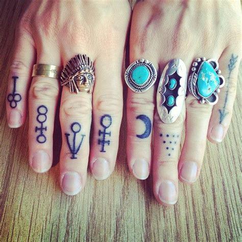 102 best finger tattoos images on pinterest