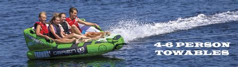 ho boat tubes 4 6 person towable tubes water sports tubes boating