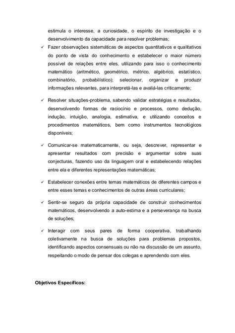 Plano gestão 2011