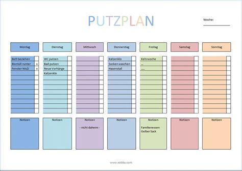 Haushalt Organisieren Plan Vorlage 5290 by Die Besten 25 Haushaltsplan Vorlage Ideen Auf