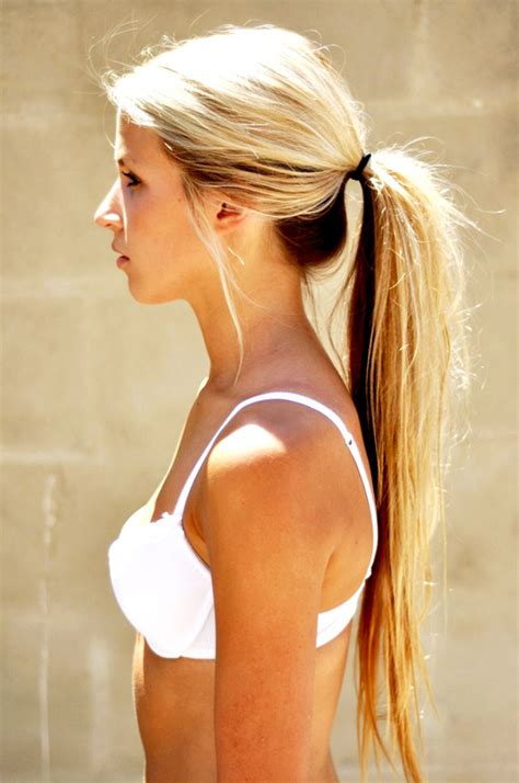 blonde on top darker blonde on bottom silicone hair bands 20 things to include in your hair
