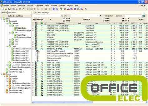 logiciel armoire electrique logiciels de chiffrage 233 tude des armoires 233 lectriques