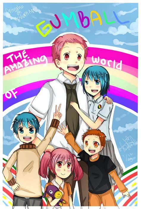 anime network 97 best te amaizin world of umball images on pinterest