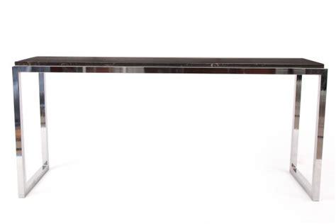 chrome sofa table nero marquina marble chrome sofa table red modern