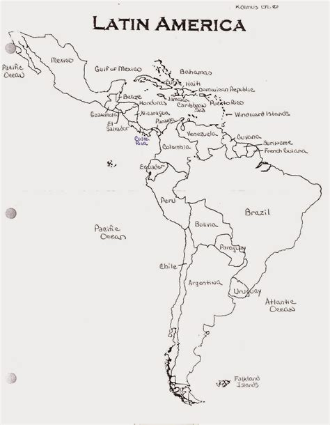 and south america map quiz mr e s world geography page world geography chapter 8