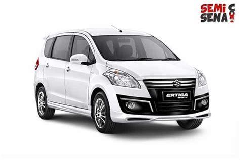 Tv Mobil Suzuki Ertiga harga suzuki ertiga review spesifikasi gambar april 2018 semisena