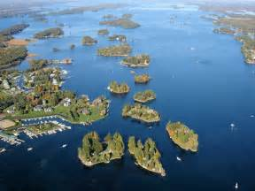 thousand islands canada map awesome islands the thousand islands