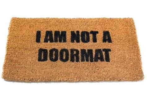 al anon doormat quote 96 best images about i am who i am on