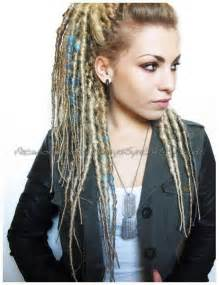 artificial dreadlock hairstyles merrys synthetic dreads