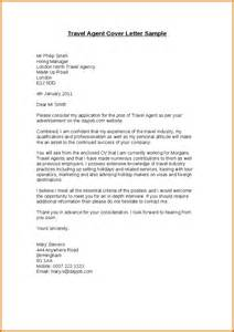 Travel Advisor Cover Letter by Travel Agency Manager Cover Letter Template