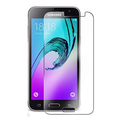 Tempered Glass Samsung Galaxy J3 2016 Screen Protector Antigores tempered glass samsung galaxy j3 2016 screen protector سایمان دیجیتال