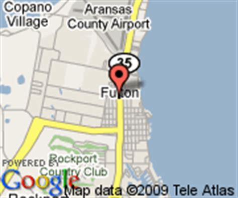 fulton texas map hton inn suites rockport fulton tx rockport deals see hotel photos attractions near
