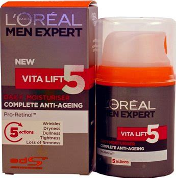l oreal expert vita lift 5 daily moisturiser 50ml 1 7oz kogan loreal vita lift daily moisturiser lifeandlooks be beautiful