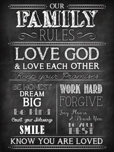 Unique Stiker Papan Tulis free family chalkboard printable the hamby home
