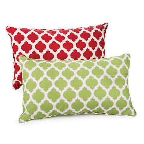 Big Lots Pillows by View Outdoor Printed Lumbar Pillows Deals At Big Lots