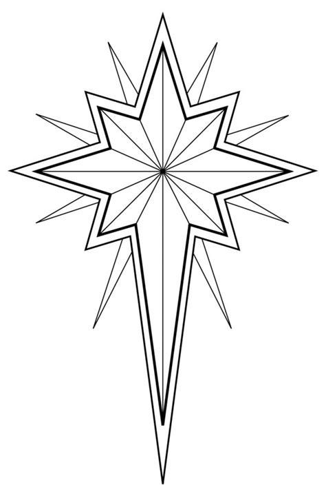 imagenes navidad estrellas dibujos para colorear de estrellas de navidad bonitas