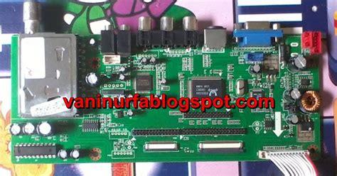 Tv Lcd Ichiko paimosubroto mengganti motherboard tv lcd led