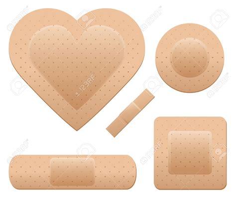 bandage clipart adhesive bandage band aid clipart