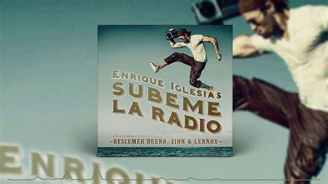 testo why lennox s 250 beme la radio enrique iglesias ft descember bueno