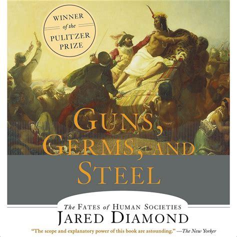 Buku Murah Guns Germs Steel guns germs and steel audiobook abridged listen instantly