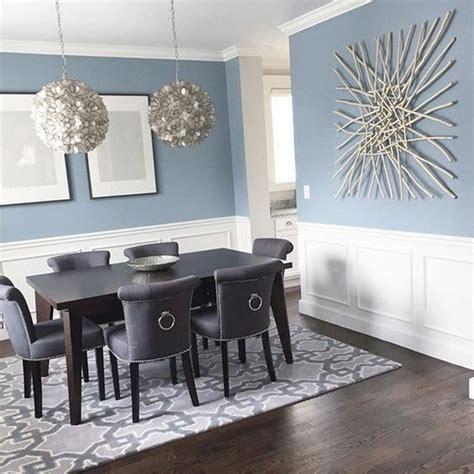 decoracion de comedores  color azul decoracion de