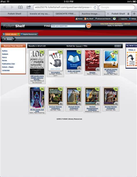 dhs readermania follett ebooks are here