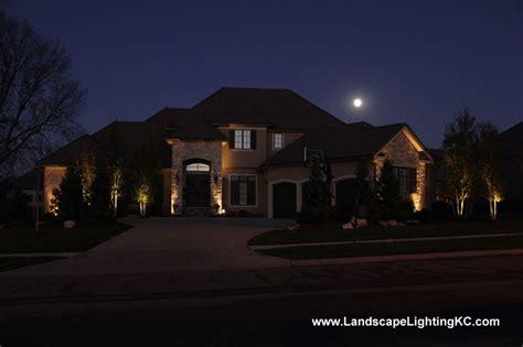 Landscape Lighting Overland Park Ks Landscape Lighting Overland Park And Leawood Kansas