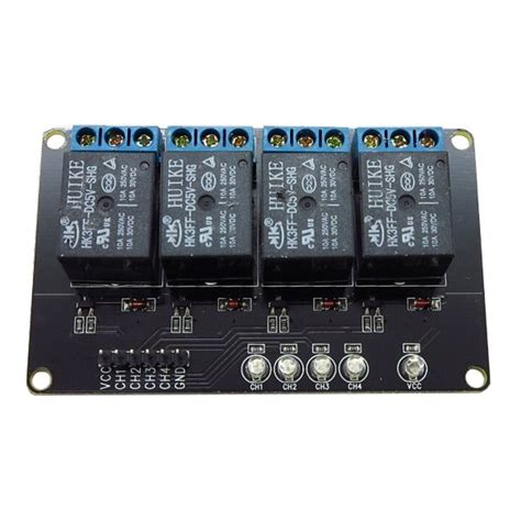 Relay 4 Channel 5v 4 channel 5v relay module