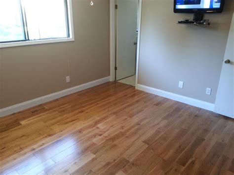 White Baseboards With Wood Floors by Baseboard Styles And Molding Homesfeed