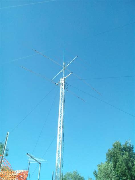 traliccio autoportante le mie antenne