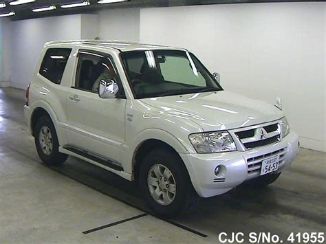 how to learn about cars 2004 mitsubishi pajero electronic throttle control 2004 mitsubishi pajero pearl for sale stock no 41955 japanese used cars exporter