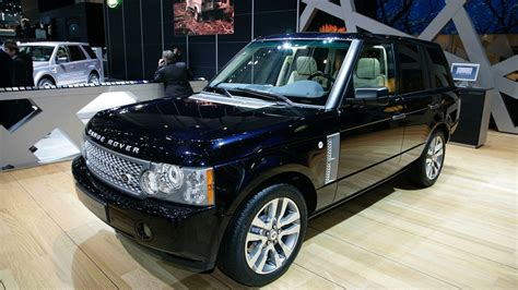 Wallis Launch Their W A Limited Edition Range by Land Rover Debuts Range Rover Westminster Limited Edition