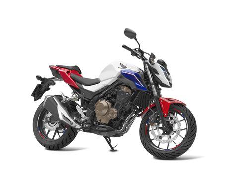 Motorrad Ps Steigern by Honda Cb500f 2016 Motorrad Fotos Motorrad Bilder