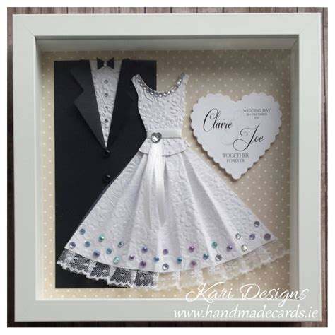 Bride and Groom wedding frame