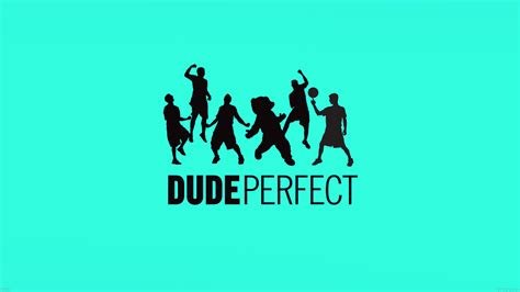 ab wallpaper dude perfect logo  papersco