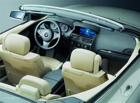 auto manual repair 2005 bmw 645 security system bmw 6 series convertible e64 specs photos 2004 2005 2006 2007 autoevolution