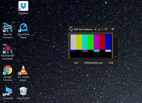 test pattern generator windows how to use any pc as a test signal generator with ndi