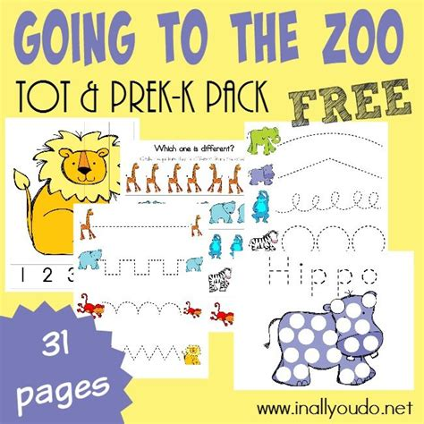 free printable preschool zoo activities 1000 images about classroom ideas on pinterest
